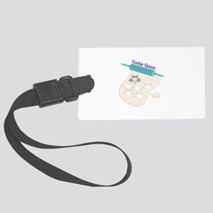 Cookie Queen Luggage Tag