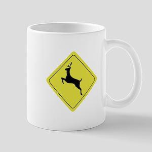 Deer Crossing Mugs