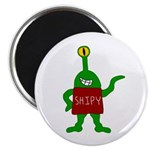 """Shipy 2.25"""" Magnet (10 pack)"""