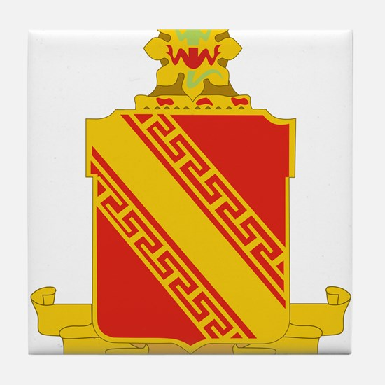 44th Air Defense Artillery Regiment.p Tile Coaster