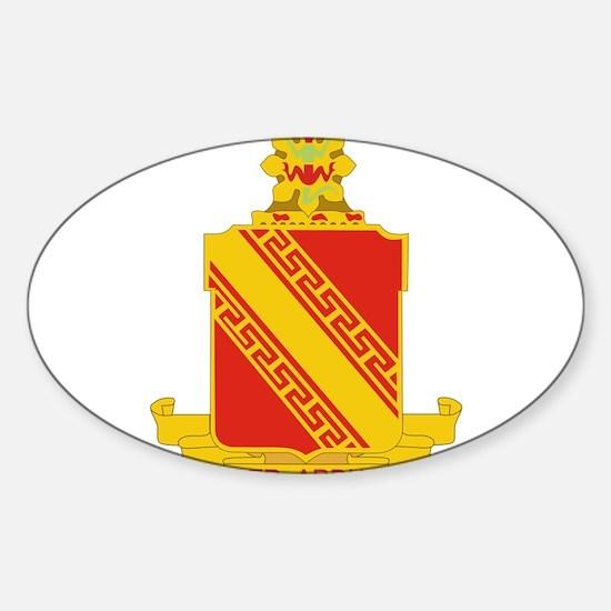 44th Air Defense Artillery Regiment Decal