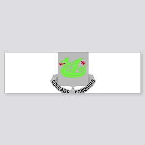 37th Armor Regiment Bumper Sticker