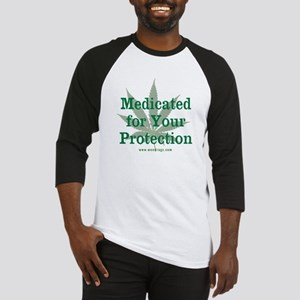 Medicated Baseball Jersey