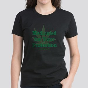 Medicated Women's Dark T-Shirt