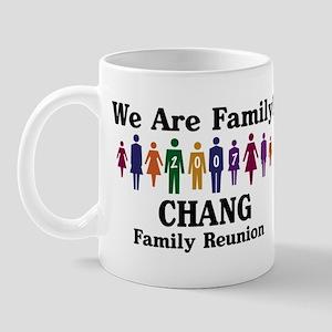 CHANG reunion (we are family) Mug