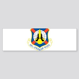 187th Fighter Wing Bumper Sticker