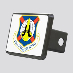 187th Fighter Wing Rectangular Hitch Cover