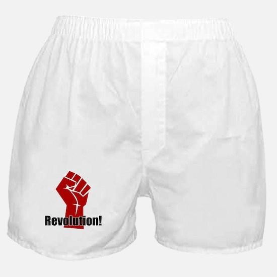 Revolution! Boxer Shorts