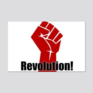 Revolution! Mini Poster Print