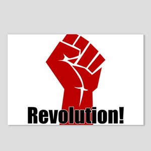 Revolution! Postcards (Package of 8)