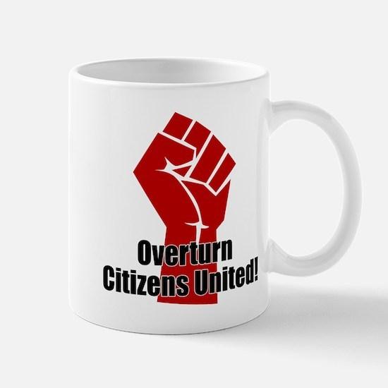 Citizens United Mug