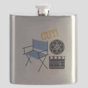 Movie Cut Flask
