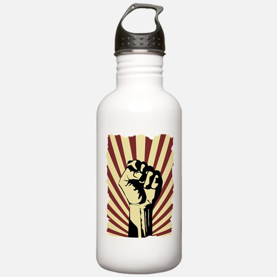 Cute Solidarity Water Bottle