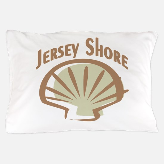 Jersey Shiore Shell Pillow Case