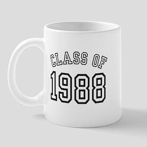 Class of 1988 Mug