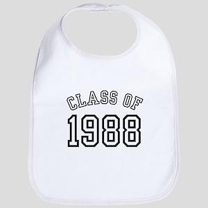 Class of 1988 Bib