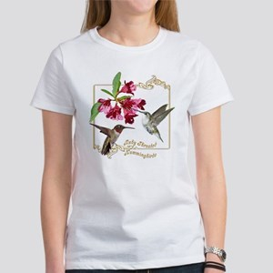 Hummingbird Pair Women's T-Shirt