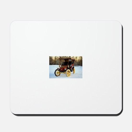 Stanley Steamer Mousepad