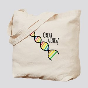 Great Genes Tote Bag