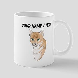 Custom Cat Mugs
