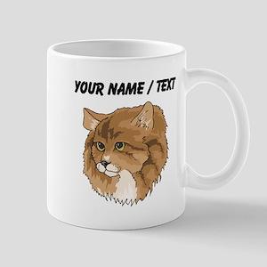 Custom Furry Cat Mugs