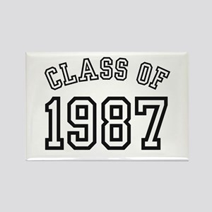 Class of 1987 Rectangle Magnet
