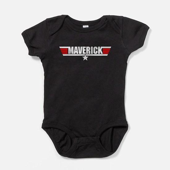Cute Pilot Baby Bodysuit