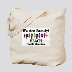 BEACH reunion (we are family) Tote Bag