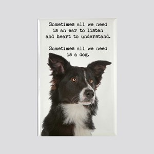 Border Collie Magnets