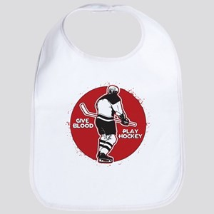 Give Blood Play Hockey Bib