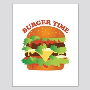 Burger Time Posters