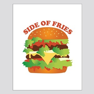 Side Of Fries Posters