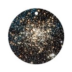 NGC 1850 Astronomy Christmas Tree Ornament (Round)