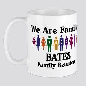 BATES reunion (we are family) Mug