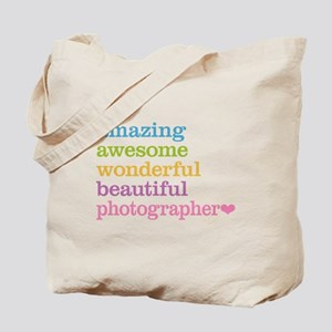 Awesome Photographer Tote Bag