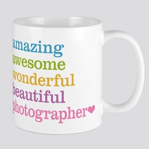 Awesome Photographer Mug
