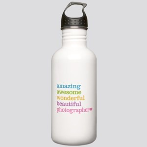 Awesome Photographer Stainless Water Bottle 1.0L