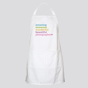 Awesome Photographer Apron