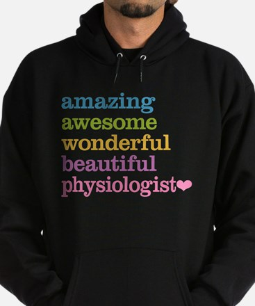 Awesome Physiologist Hoodie (dark)