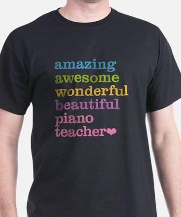 Piano Teacher T-Shirt