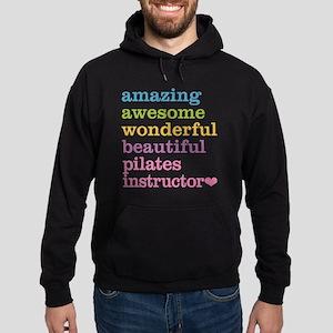 Pilates Instructor Hoodie (dark)