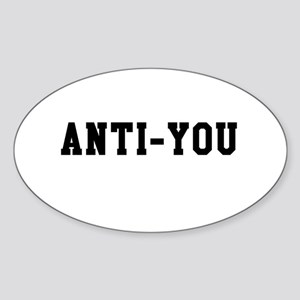 Anti-You Sticker