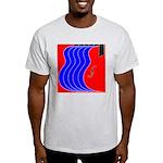 Red & Blue Light T-Shirt