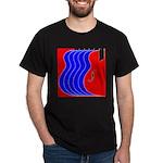 Red & Blue Dark T-Shirt