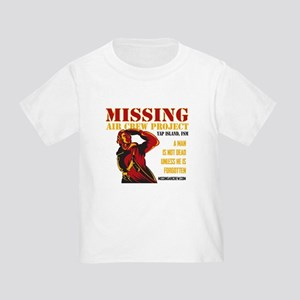 Missing Air Crew Project T-Shirt