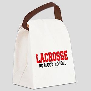 lacross12light Canvas Lunch Bag