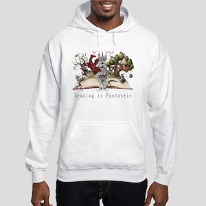 Reading is Fantastic II Hooded Sweatshirt