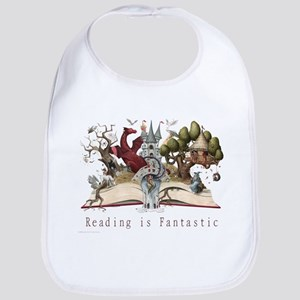 Reading is Fantastic II Bib