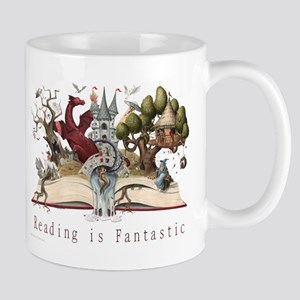 Reading is Fantastic II Mug