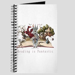 Reading is Fantastic II Journal